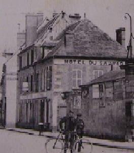 Au Richebourg - suite d'hôtes - Nogent-sur-Seine