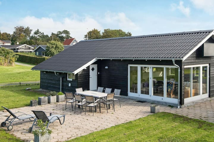 Spacious Holiday Home in Børkop near the Sea