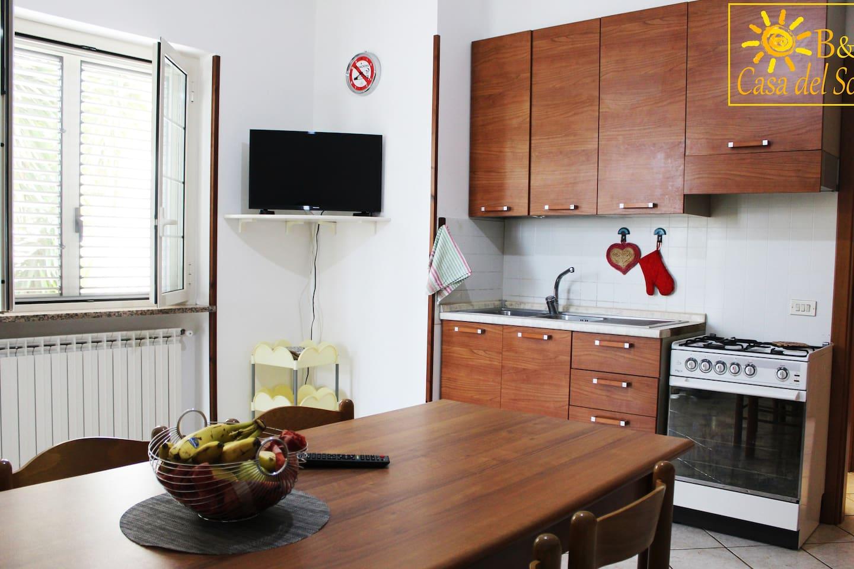 Cucina\Soggiorno