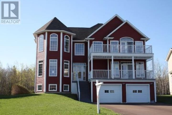 Executive room with a view of water - Shediac - Hus