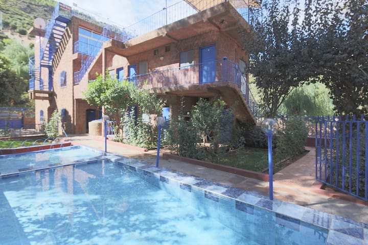 Top Ourika - Marrakech - Bed & Breakfast
