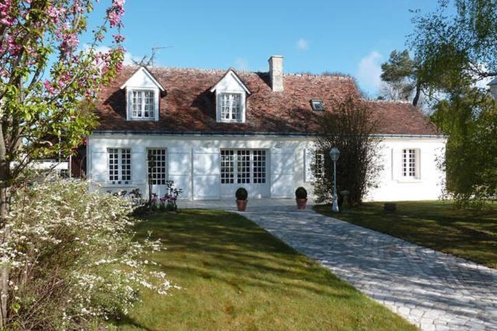 La Chambre Jaune du Haut Munat - Ballan-Miré - Casa