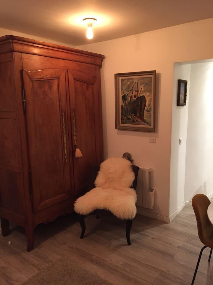 Appartement de charme au cœur de Montmartre