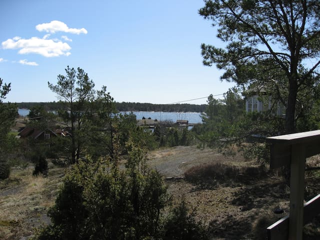 """""""Holken"""" Möja Löka by Stockholms Skärgård"""