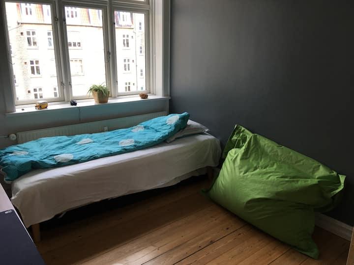 Central Room in Aarhus City