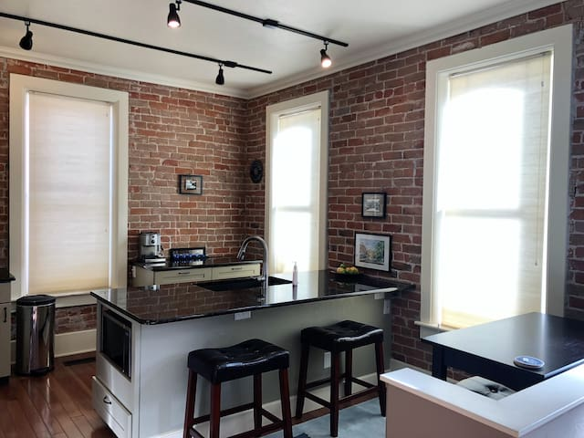 Historic Salida Condo in the Heart of Downtown
