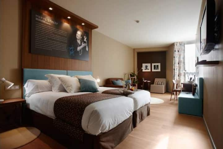 Habitación Doble Superior en Astoria7 Hotel