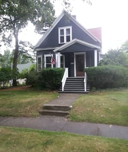 The 1905 Hill House in Grand Haven. - 格蘭德港(Grand Haven) - 獨棟
