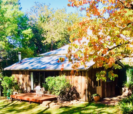 Ironbark Cabin