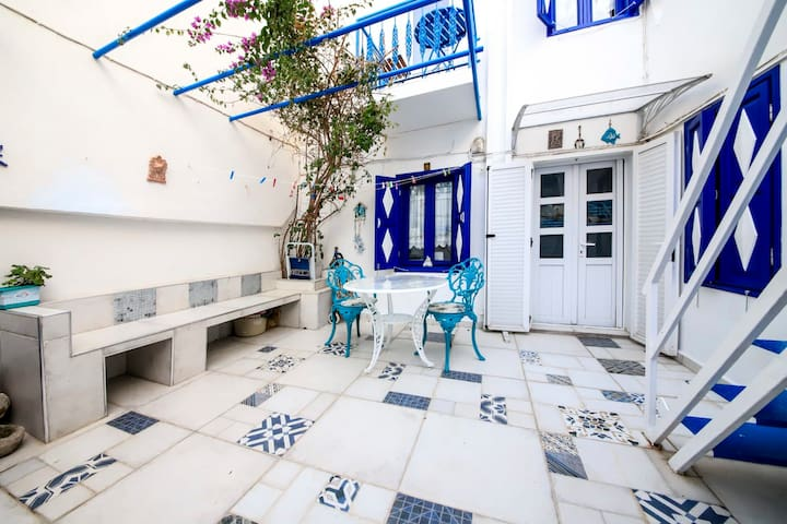 1 BR Central House in Bodrum
