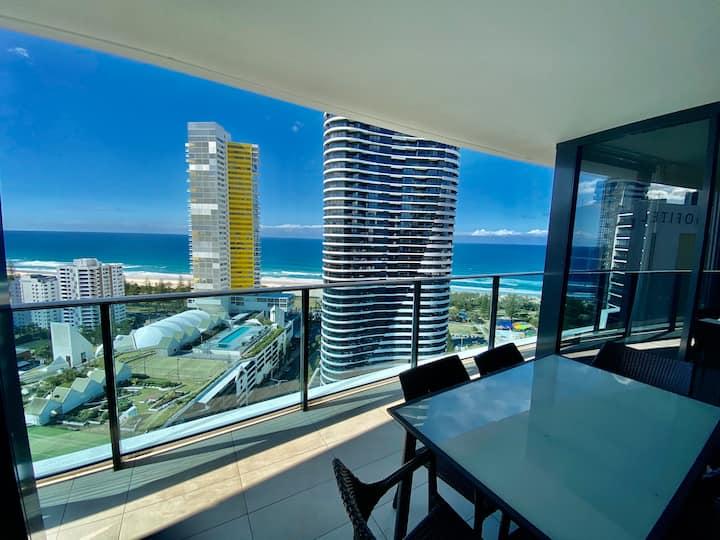Beachside Oracle Luxury Views 23rd Floor #2305