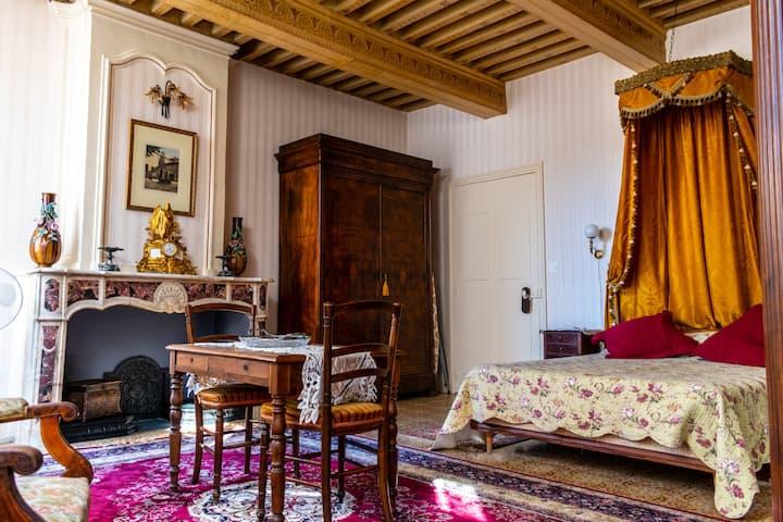 Maison d'hôtes du XVIIIe siècle