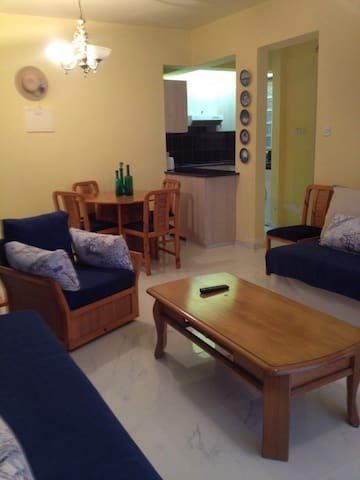 Specious One Bedroom Holiday Flat in Latsi