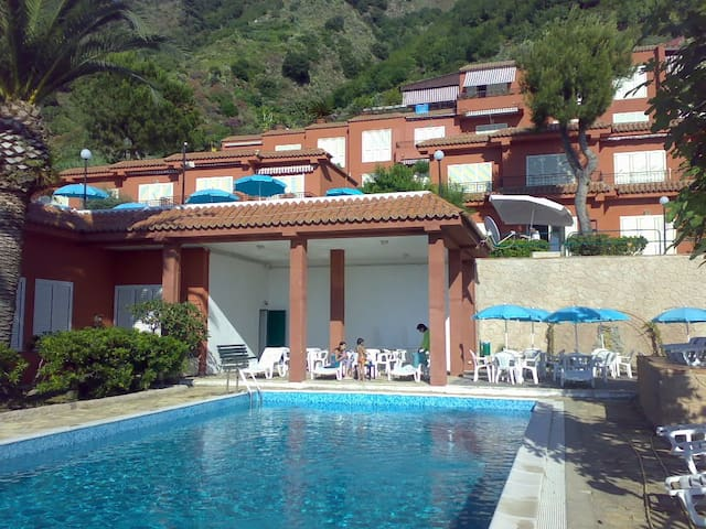 Appartamento sul mare in Calabria - Bagnara Calabra - Leilighet