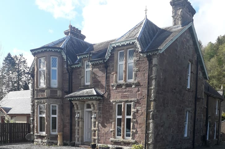 Dunmor House - Charming Victorian Period Property