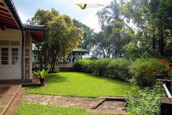 Laxapana Bungalow - Hatton, Sri Lanka - Nuwara Eliya - Bungalow