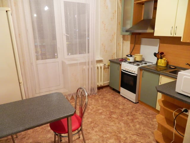 Квартира посуточно  Нижнекамск - Nizhnekamsk - Appartement