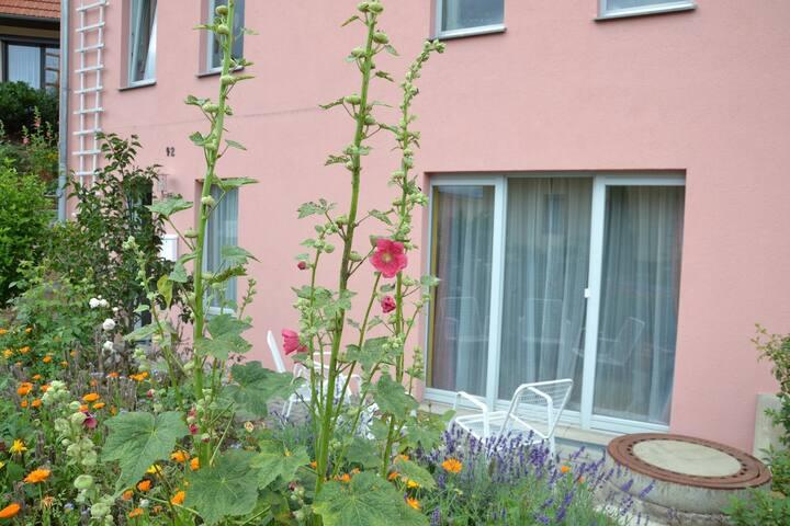 Ferienwohnung in der Goethe-Stadt