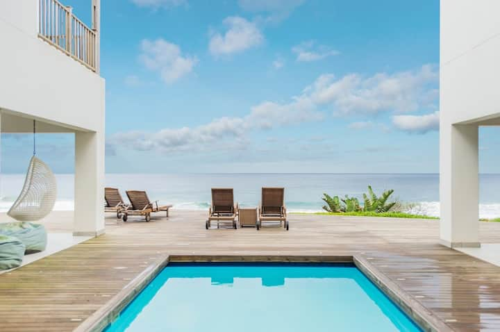 Dream Home with private beach access