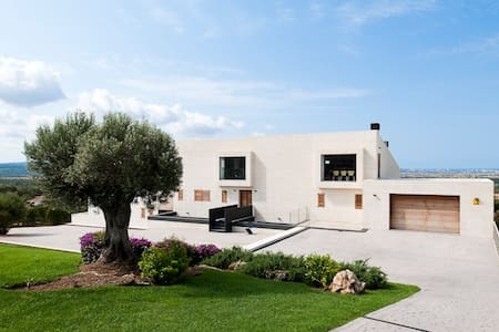 Casa moderna al lado Golf de Puntiro. Palma - Palma - Haus