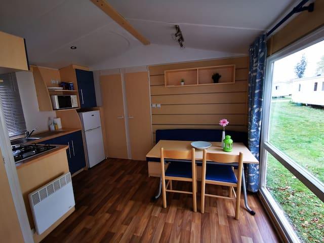 Smart Mobil Home3 mit Terrasse | EUROPA Park 10min