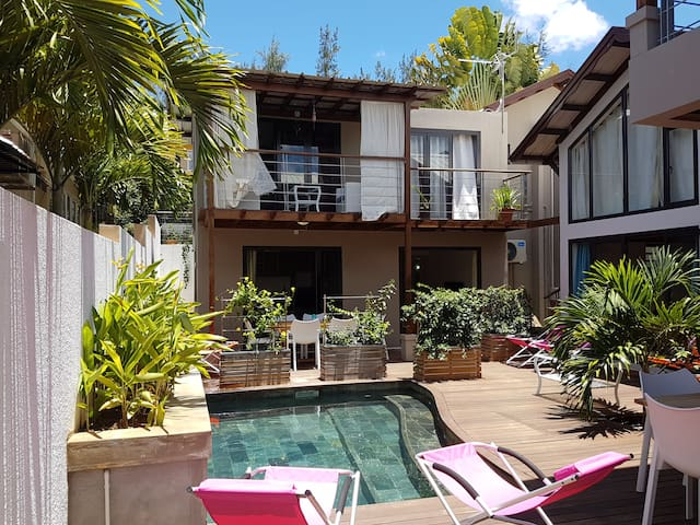 kot nou... maison d'hôtes à 7 minutes de la plage - Albion - Casa