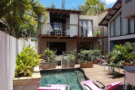 Kot nou guest house - 7 mins walk to the beach