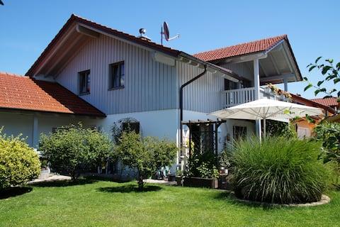 Urlaub in Oberbayern
