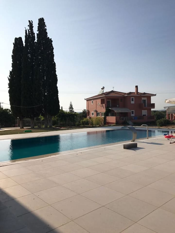 IKLENA Guest House - Pylos