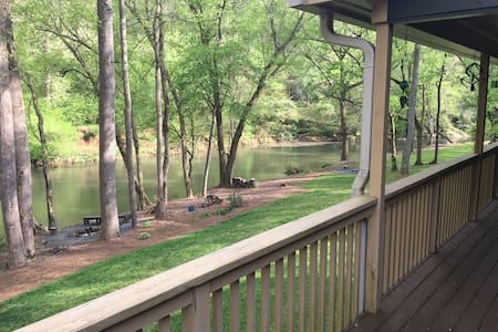 Chestatee River Home