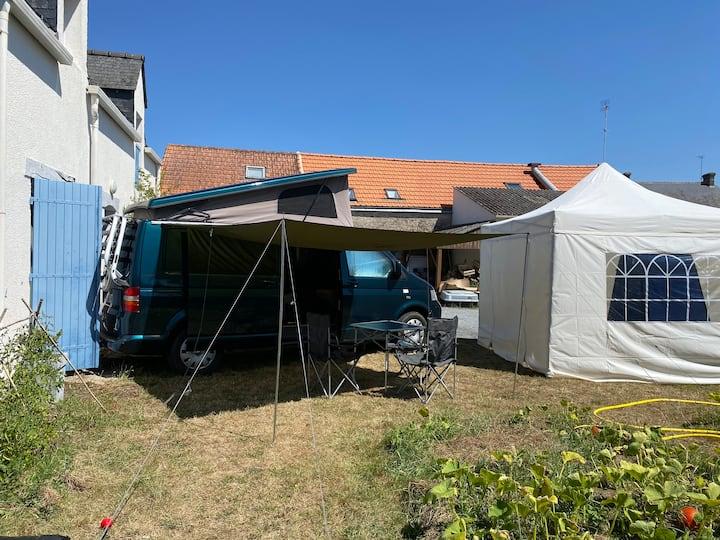 Camping en Van