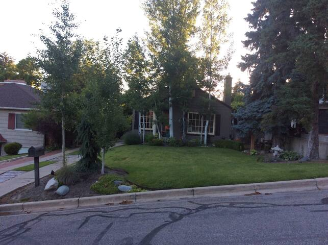 Cozy 2 bedroom close to downtown - Salt Lake City - Byt