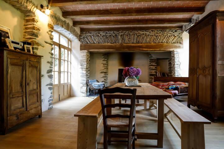 Chambres et Table d'hôtes de Bourret