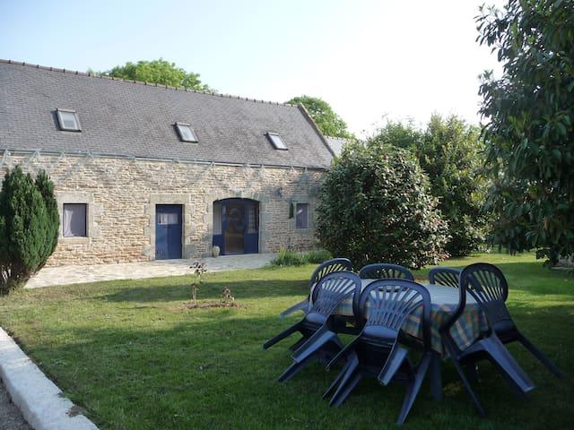 Gîte Breizh - Guiler-sur-Goyen - Rumah