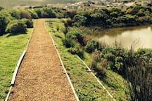 Jogging Trails in secure environment