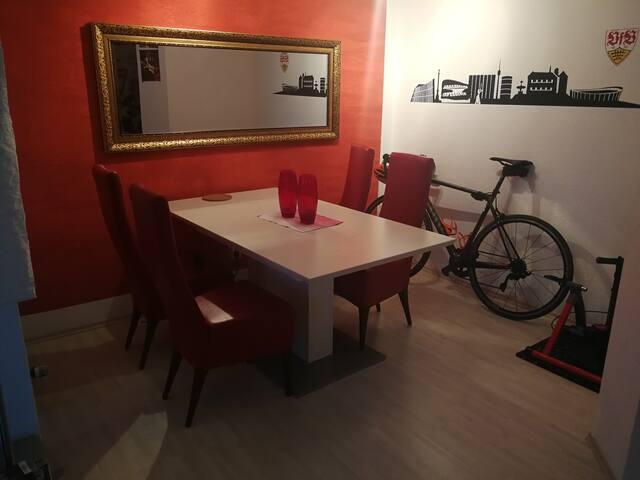 Süße kleine Wohnung mit Top-Anschluss für max. 2