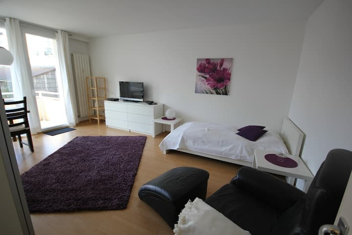 Centrally located appartment
