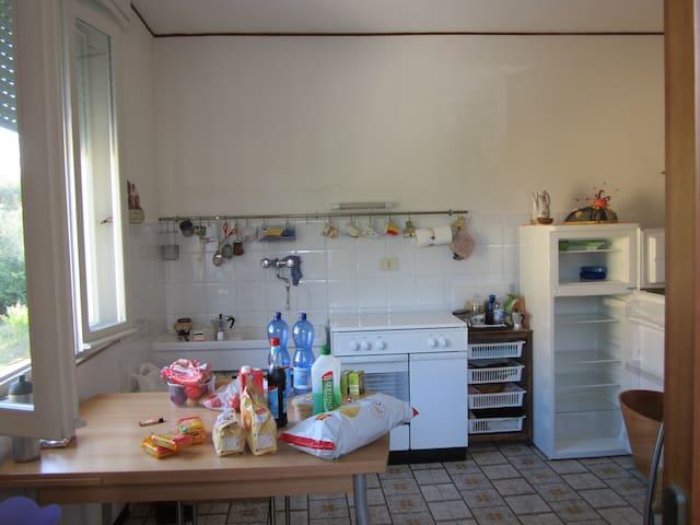 Senigallia, affitasi appartamento 2,5 locali