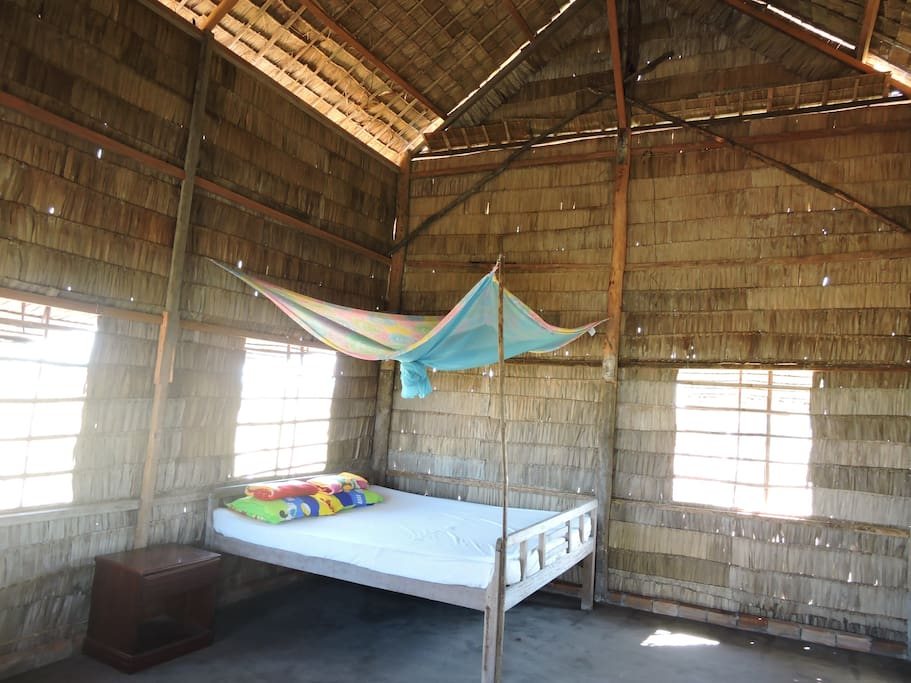 Spacious room with terrace!