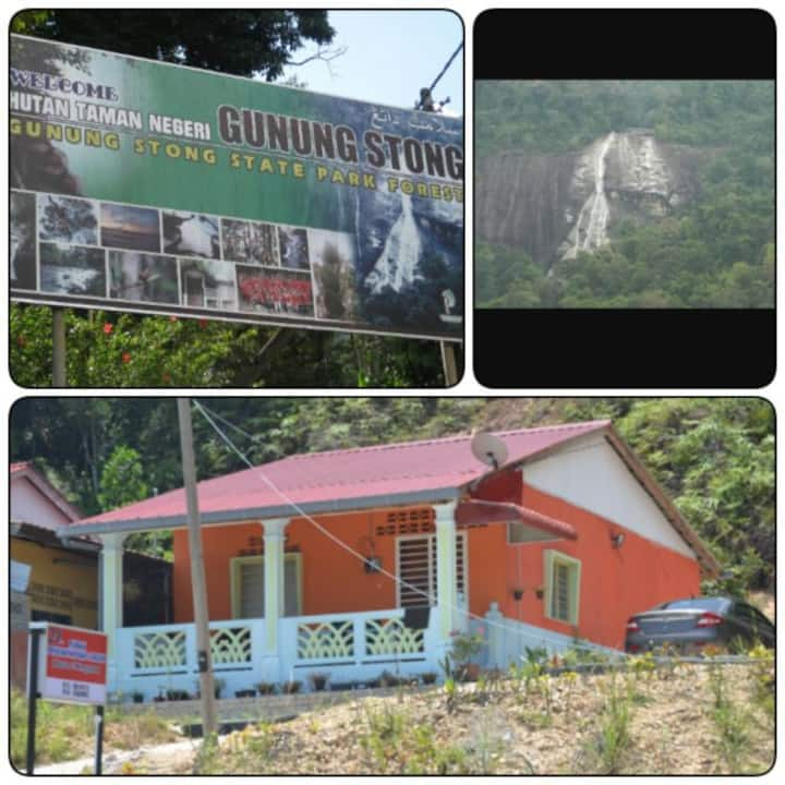 Gunung Stong Homestay 3