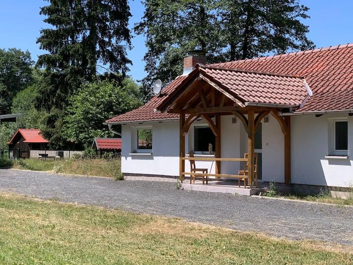 Gästehaus auf dem Schleusehof... Natur genießen!