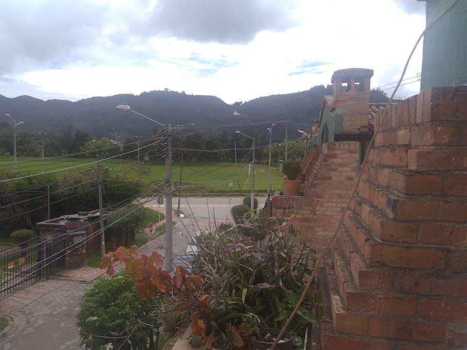 Barrio o verda Riofrío- chía .a 15 minutos de Bogotá .