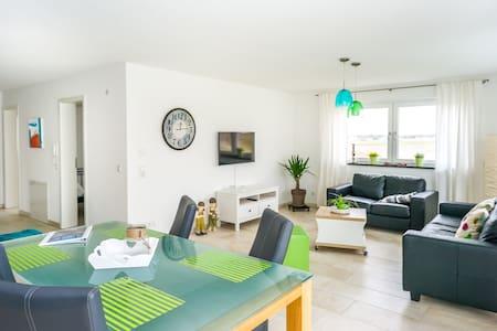 Apartment mit Balkon und 2 Schlafzimmer - Aulendorf