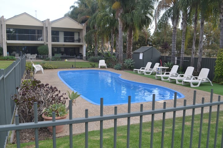 ELSINOR Townhouse 8 Mulwala