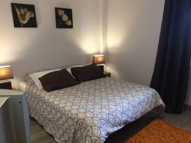 Appartement cosy entièrement meublé