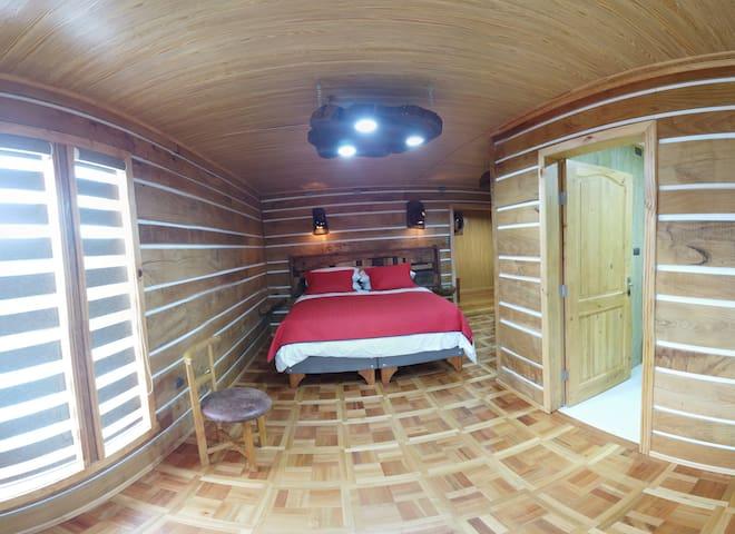 Acogedora habitación privada 8