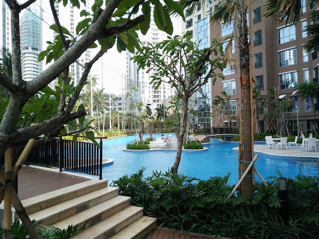 New Apartment 1 BR at Kemayoran - Pademangan. kemayoran