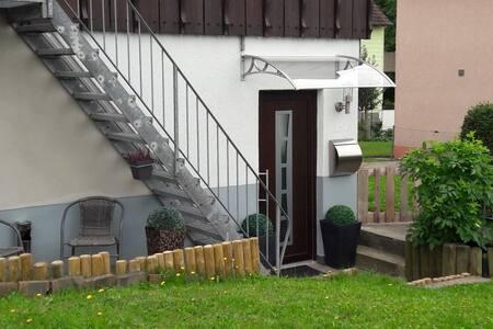 Schöne Ferienwohnung in Lehrberg