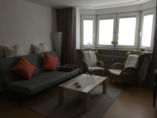 TOP-Lage, 2 Zimmer - App. Nähe Theresienwiese