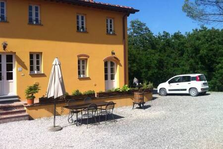 Peaceful B&B ALLORO ( CHERRY ROOM) - San Martino in Colle - Bed & Breakfast